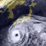 台風の定義とは?発生する時期で多いのは?ハリケーン・サイクロンと違いは