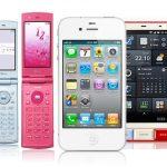 世界や日本での携帯電話の歴史!移動電話やショルダーフォンなど