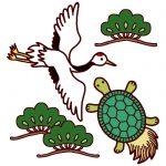 「鶴は千年亀は万年」の由来や意味、使い方とは?本当の寿命は?