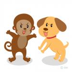 犬猿の仲の意味や由来とは?桃太郎が犬と猿を家来に選んだ理由は?